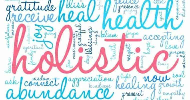 what is holistic therapy?