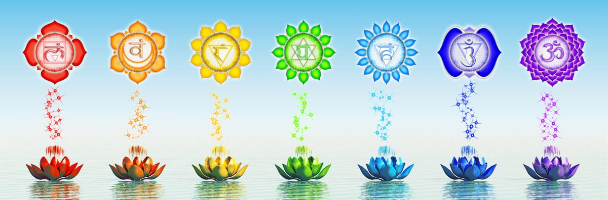 how to balance chakras with affirmations