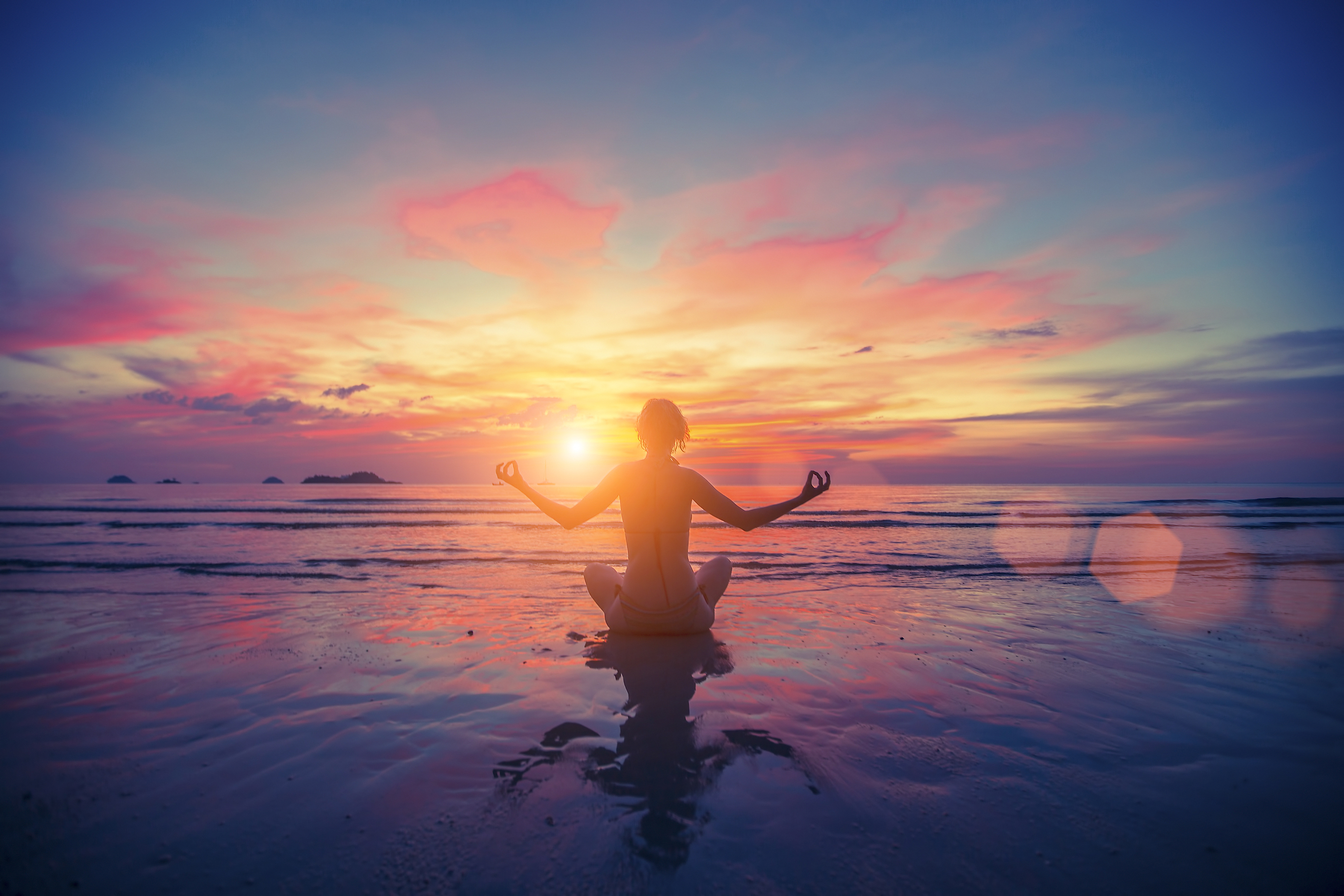 meditation - letting go of the past