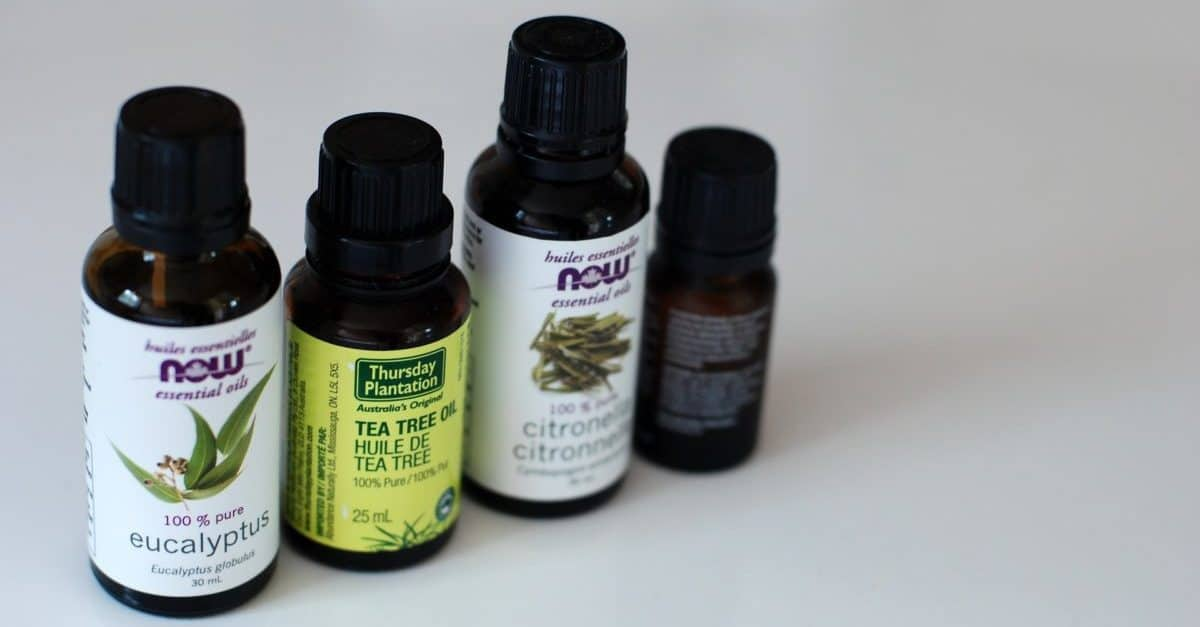 Healing with Essential Oils – Aromatherapy