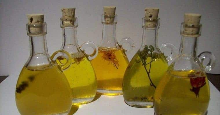 make herb infused olive oil
