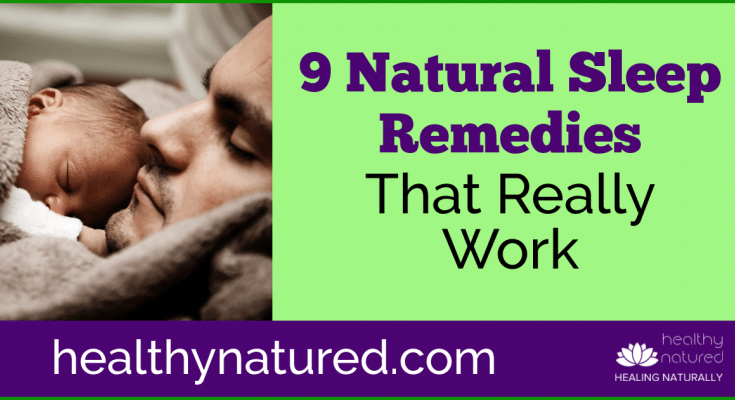 9 Natural Sleep Remedies That Really Work