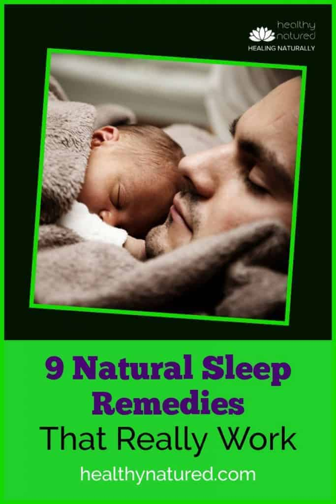 If you struggle with sleep then this is a must read article.  Learn 9 natural sleep remedies that really work! #naturalremedies #sleep #livelovelife