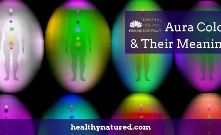 aura colors their meanings explained