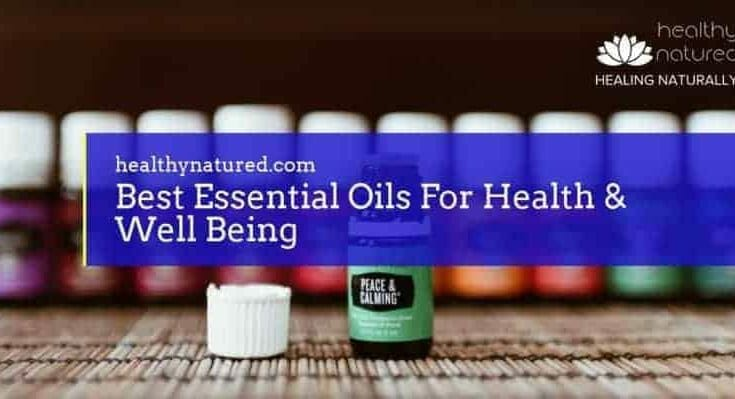healing with essential oils