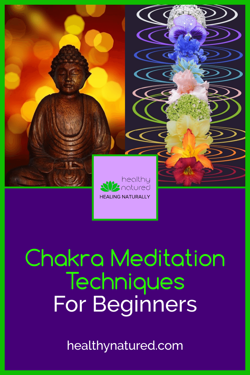 Learn these easy and effective chakra meditation techniques to bring about optimal health and emotional well being #livelovelife #chakra #meditate
