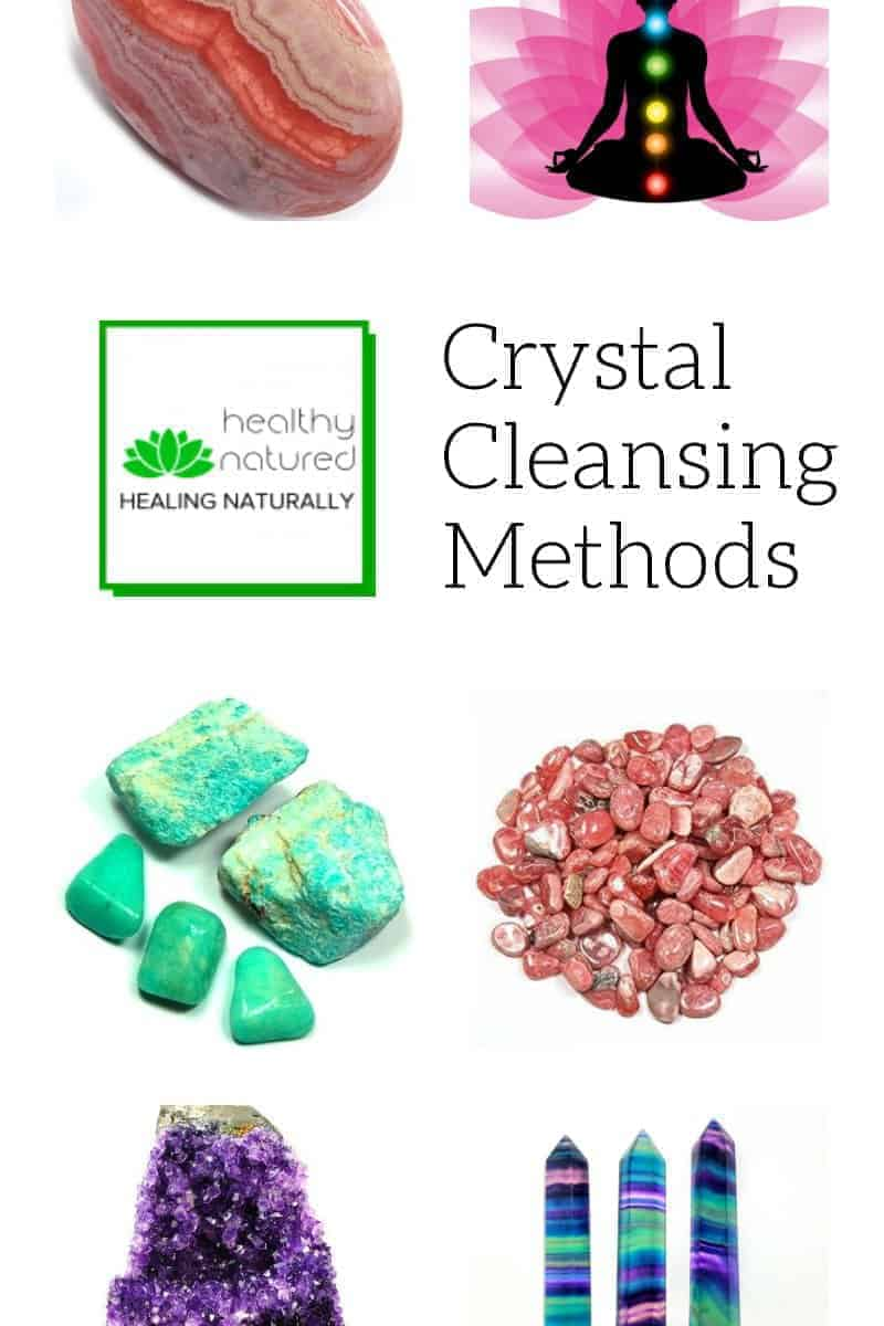 A thorough crystal cleansing is most important when adding new stones to our healing kit. Learn 5 cleansing methods and how to charge and program crystals. #livelovelife #crystals #healing