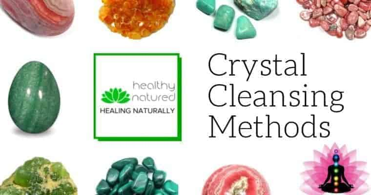 Crystal Cleansing Methods - How To Program Crystals