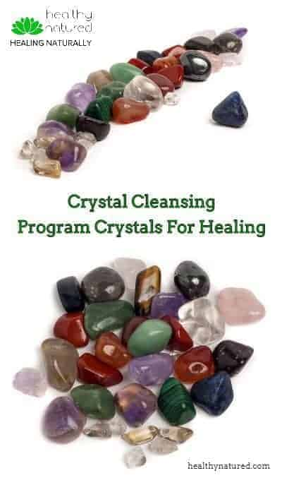 Crystal Cleansing - Program Crystals For Healing