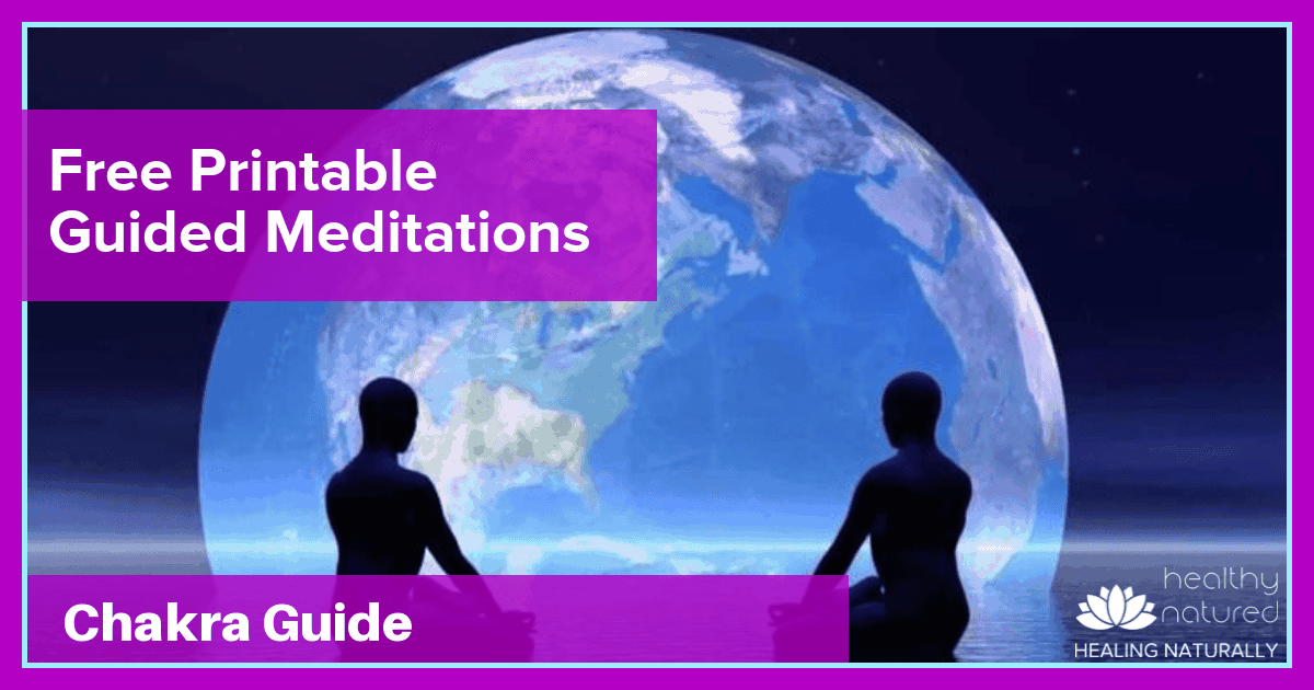 Free Printable Guided Meditations (Download & Use 2019 Meditations)