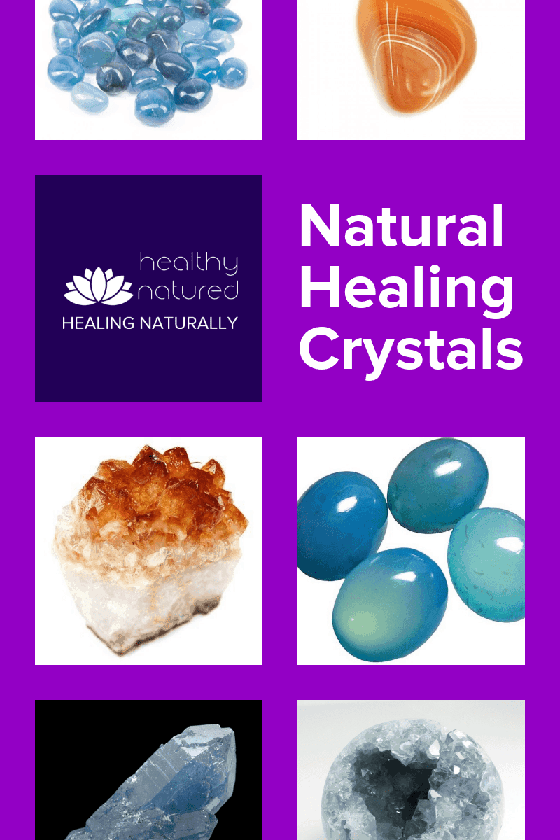 Get our healing crystals guide and discover the secrets of crystals as a healing tool. Crystal Healing in alternative and holistic practice has a long tradition.  The Aztec, Roman and ancient Egyptian civilizations all used natural healing stones. Many today swear by their effectiveness and health giving benefits.