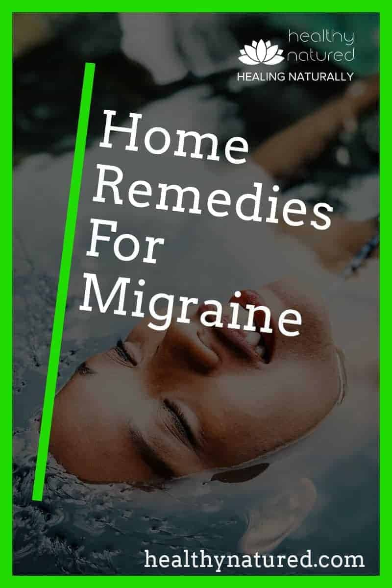 Home Remedies For Migraine (Defeat Pain - Best 3 Phase Relief)
