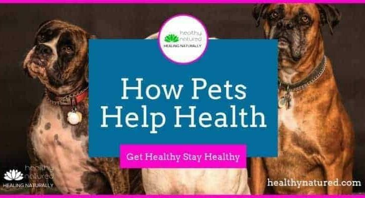 How Pets Help Health - Get Healthy Stay Healthy