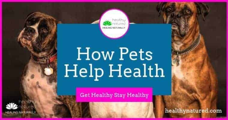 Get Healthy Stay Healthy Get A Pet (How Pets Help Health)
