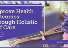 Improve Health Outcomes Through Holistic Self Care.