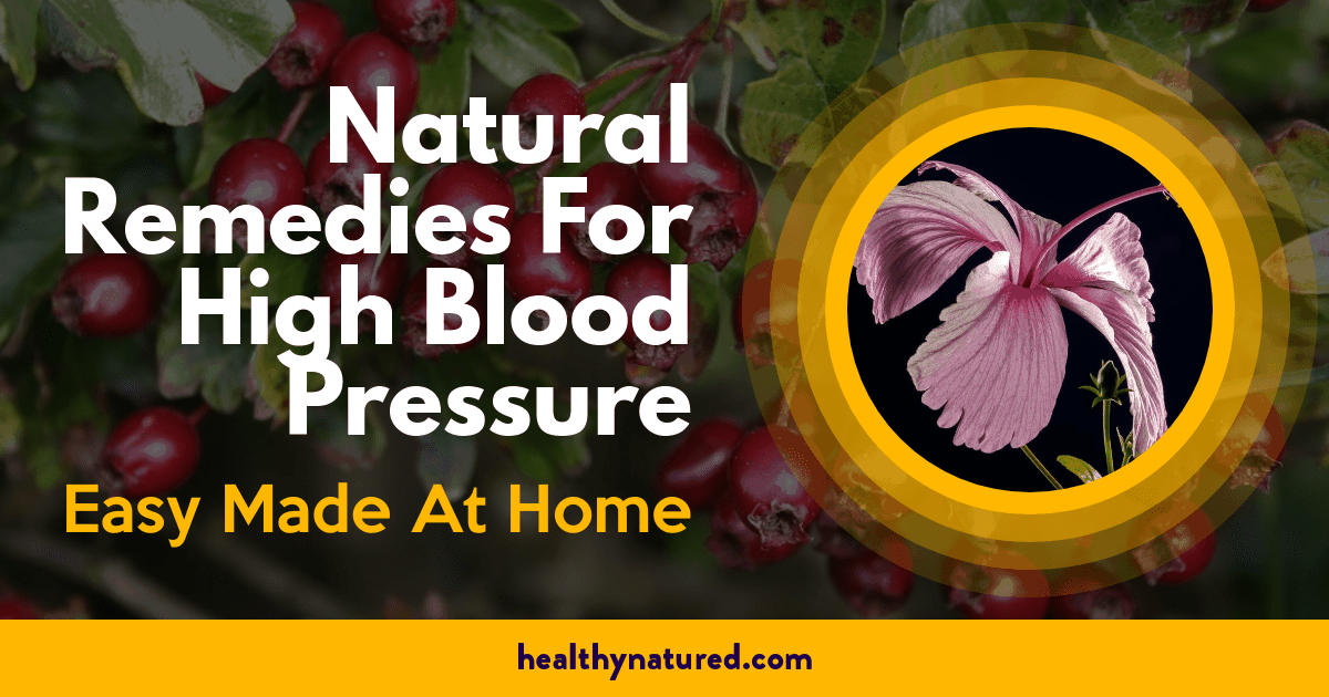 Best Natural Remedies For High Blood Pressure Reviews