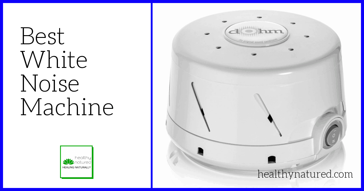 Number 1 White Noise Machine (Marpac DOHM DS Best White Noise Generator) 1