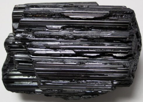 black tourmaline - 5 best crystals for meditation