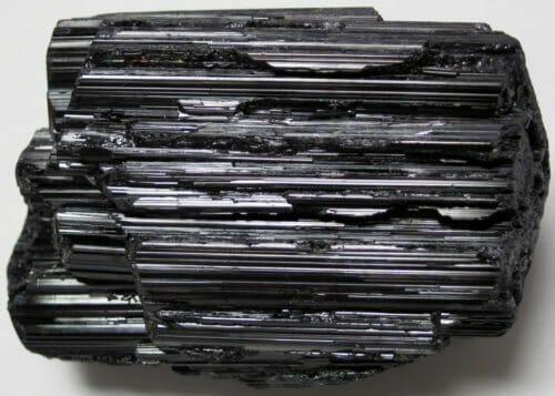 black tourmaline - 5 best crystals for meditation