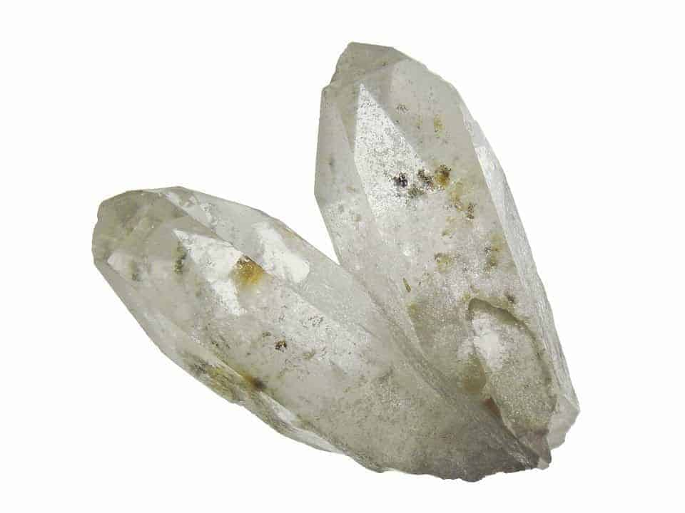 5 best crystals for meditation - clear quartz - meditation crstals