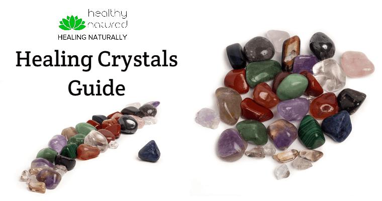 natural healing crystals guide