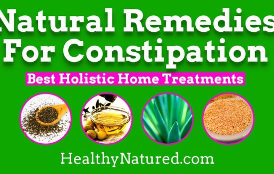 5 Natural Remedies For Constipation (& 1 Meal Plan To Help Get Regular)
