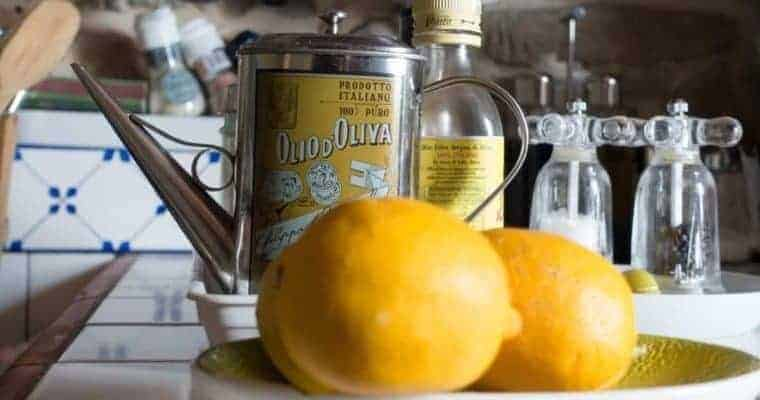 Lemons And Olive Oil - Immediate Constipation Relief