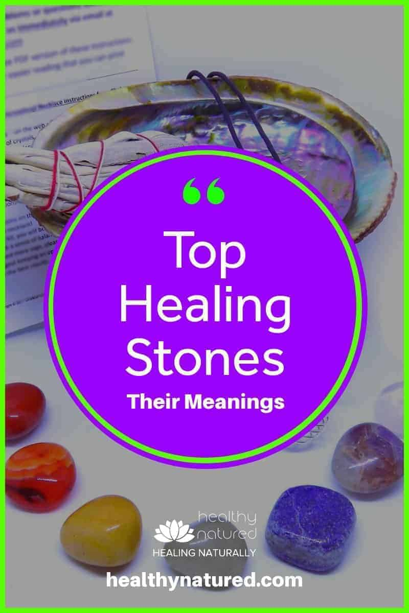 Discover 5 top healing crystals and their meanings.  Our recommended stones for energy work we believe are a \
