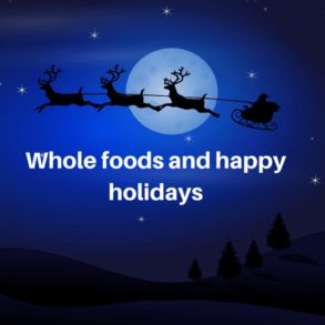 Healthy Christmas Party Ideas Using Whole Foods