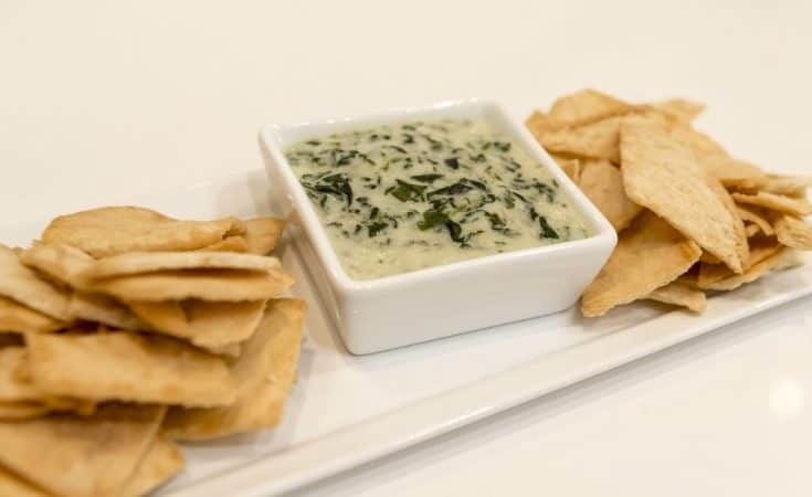 Whole Food Recipes Spinach And Artichoke Dip