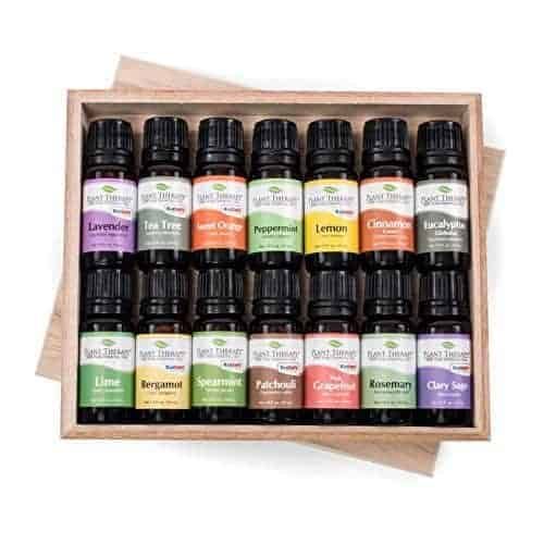 Best Plant Therapy Essential Oils (Top 14 Aromatherapy Set Review 2018)