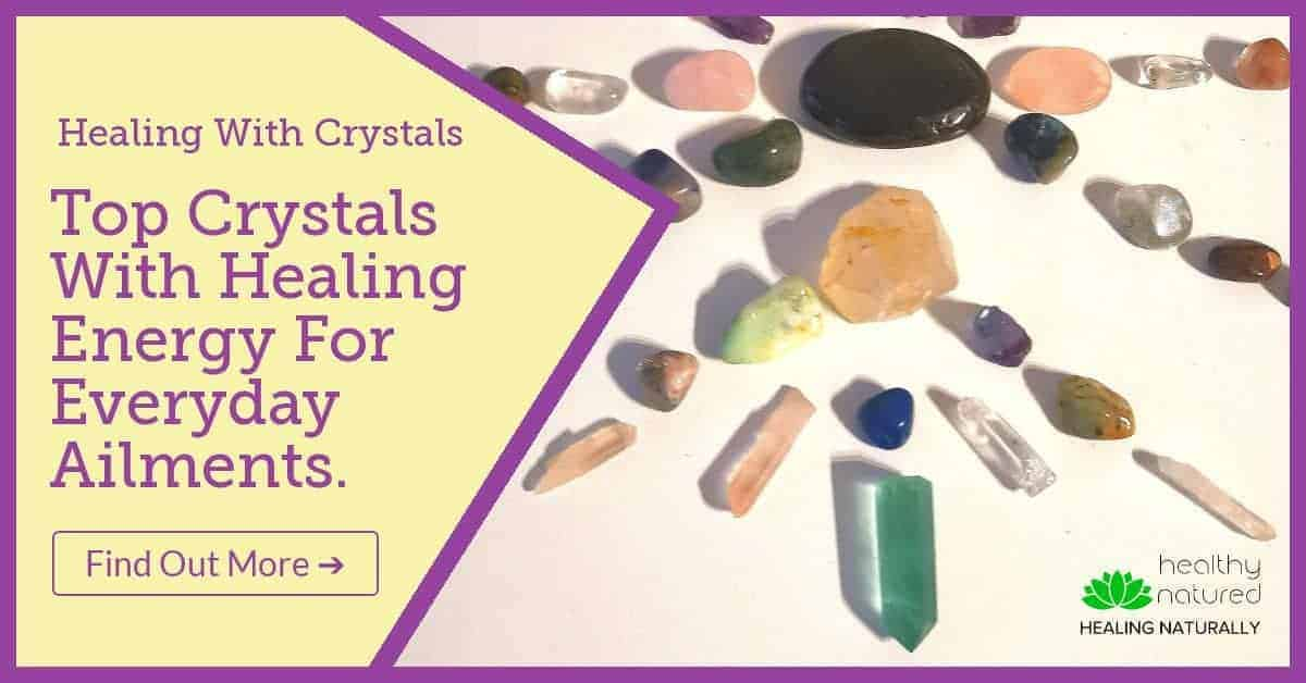 Top Crystals With Healing Energy For Everyday Ailments (And Energy Boosts)