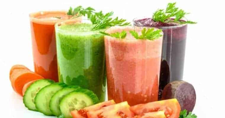 Fresh Fruit Smoothies Are A Great Way To Boost Your Metabolism Naturally