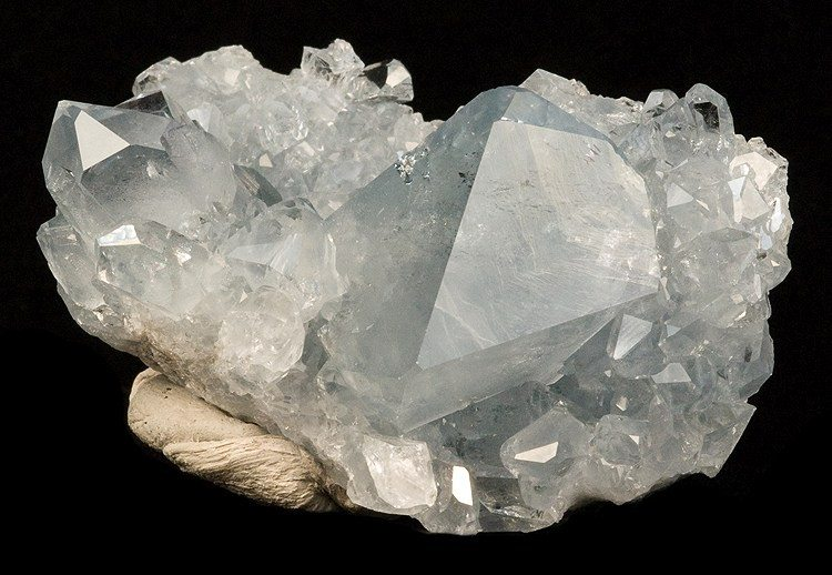 celestine top crystals for healing