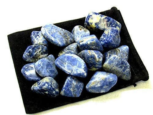 sodalite - top crystals for weight loss