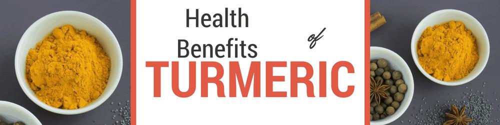 7 Health Benefits Of Turmeric