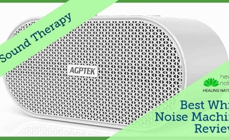 Best White Noise Machine Sound Therapy Reviews