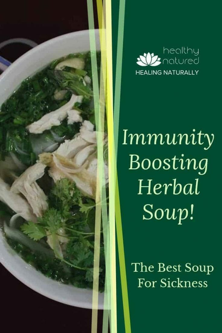 This savory vegetable soup is a traditional and proven way of incorporating astragalus, garlic and medicinal mushrooms into your diet and boosting immunity and health!