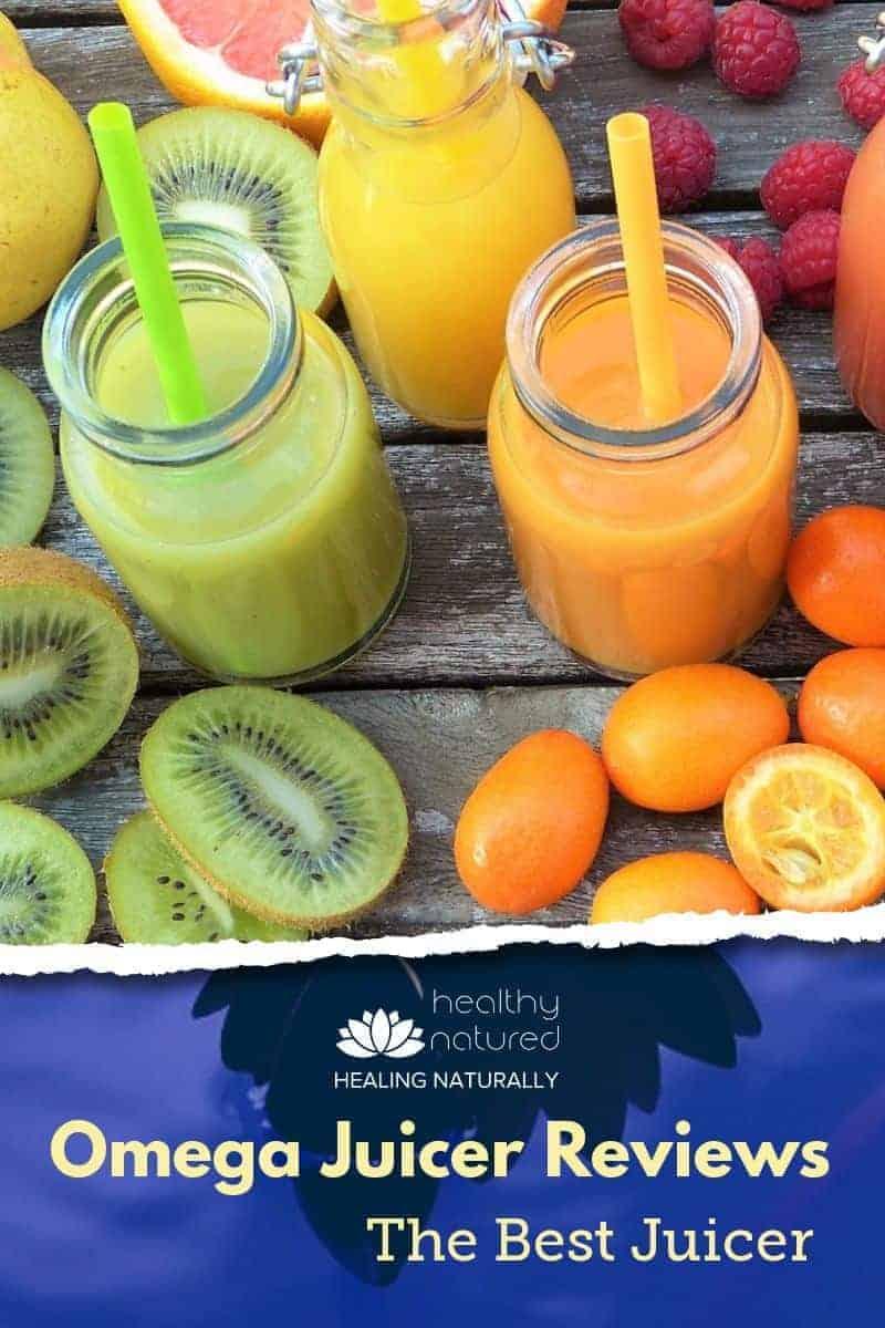 6 Omega Juicer Reviews (The Best Juicer For Your Nutrition)