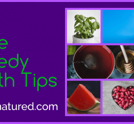 20 Home Remedy Health Tips (Easy And Effective For Everyone)