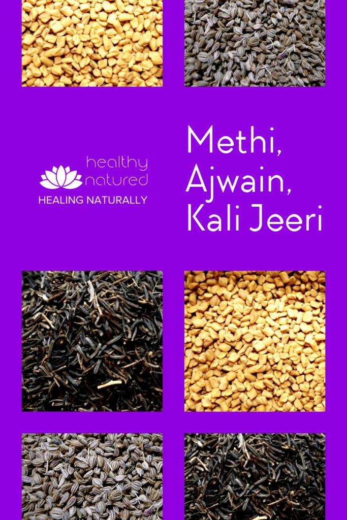 Methi Ajwain Kali Jeeri Powder – N.o.1 Best Belly Fat Burning Food.