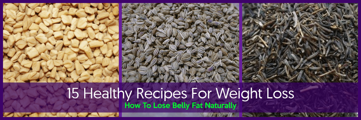 Methi Ajwain Kali Jeeri Powder - The Belly Fat Burning Foods