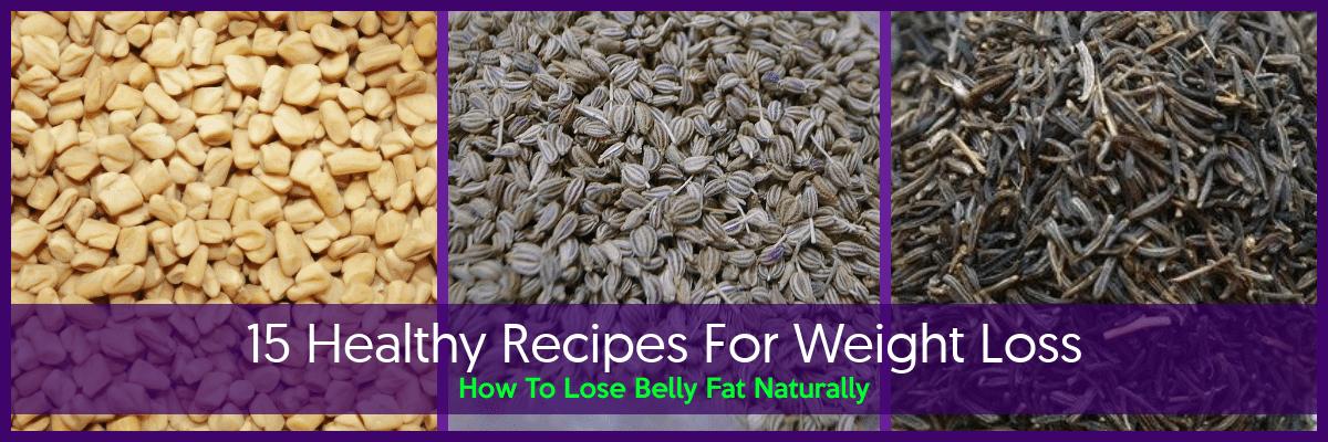 Methi Ajwain Kali Jeeri Powder - The Belly Fat Burning Foods
