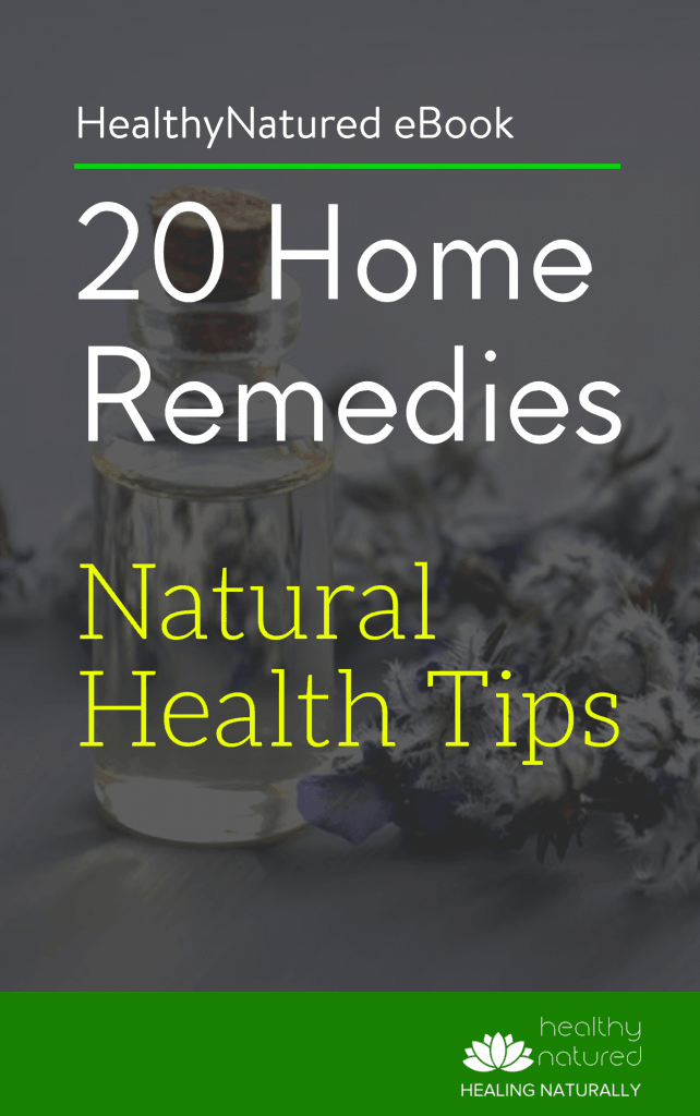 20 Home Remedies eBook - Health Tips