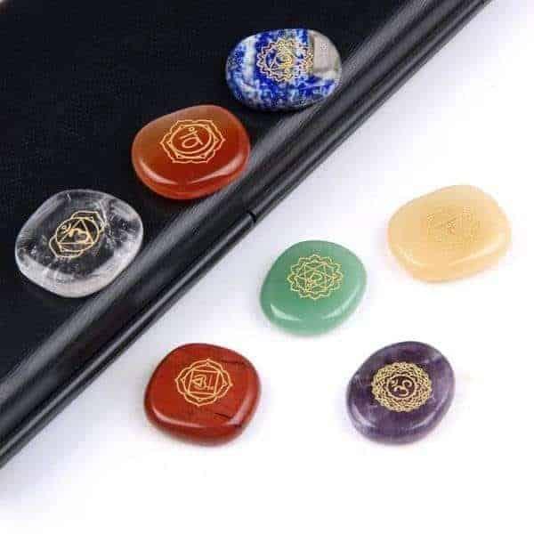 Chakra Healing Crystal Set2 E1526820523681