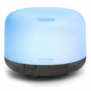 Ultrasonic Premium Essential Oil Diffuser