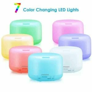 Urpower Aromatherapy Essential Oil Diffuser