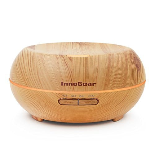Innogear Aromatherapy Essential Oil Diffuser Ultrasonic Cool Mist Diffusers