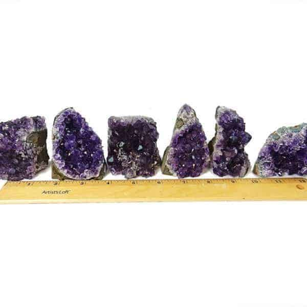 A Grade Amethyst Crystal From Uruguay (Deep Purple Natural Amethyst)