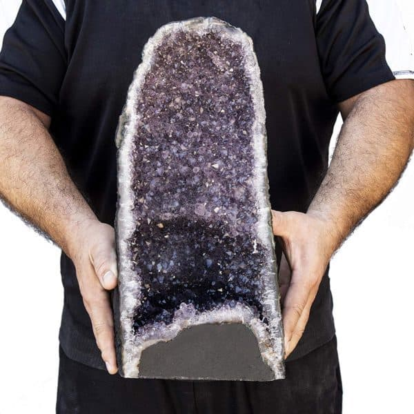 Amethyst Crystal Cathedral Geode